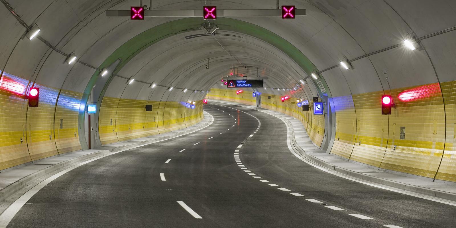 Tunel Blanka Praha Keramicke Obklady A Dlazby Rako