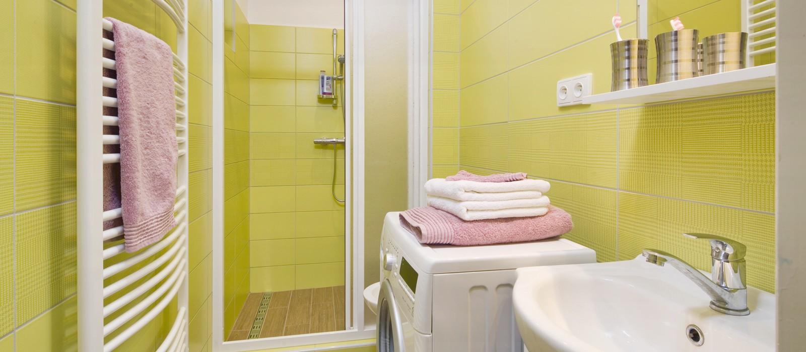 Duże Płytki W Małej łazience Rako